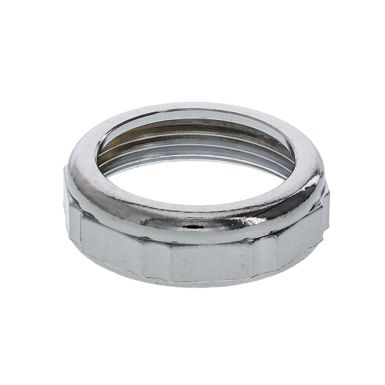 T&S BRASS OVERFLOW COUPLING NUT (WASTE D