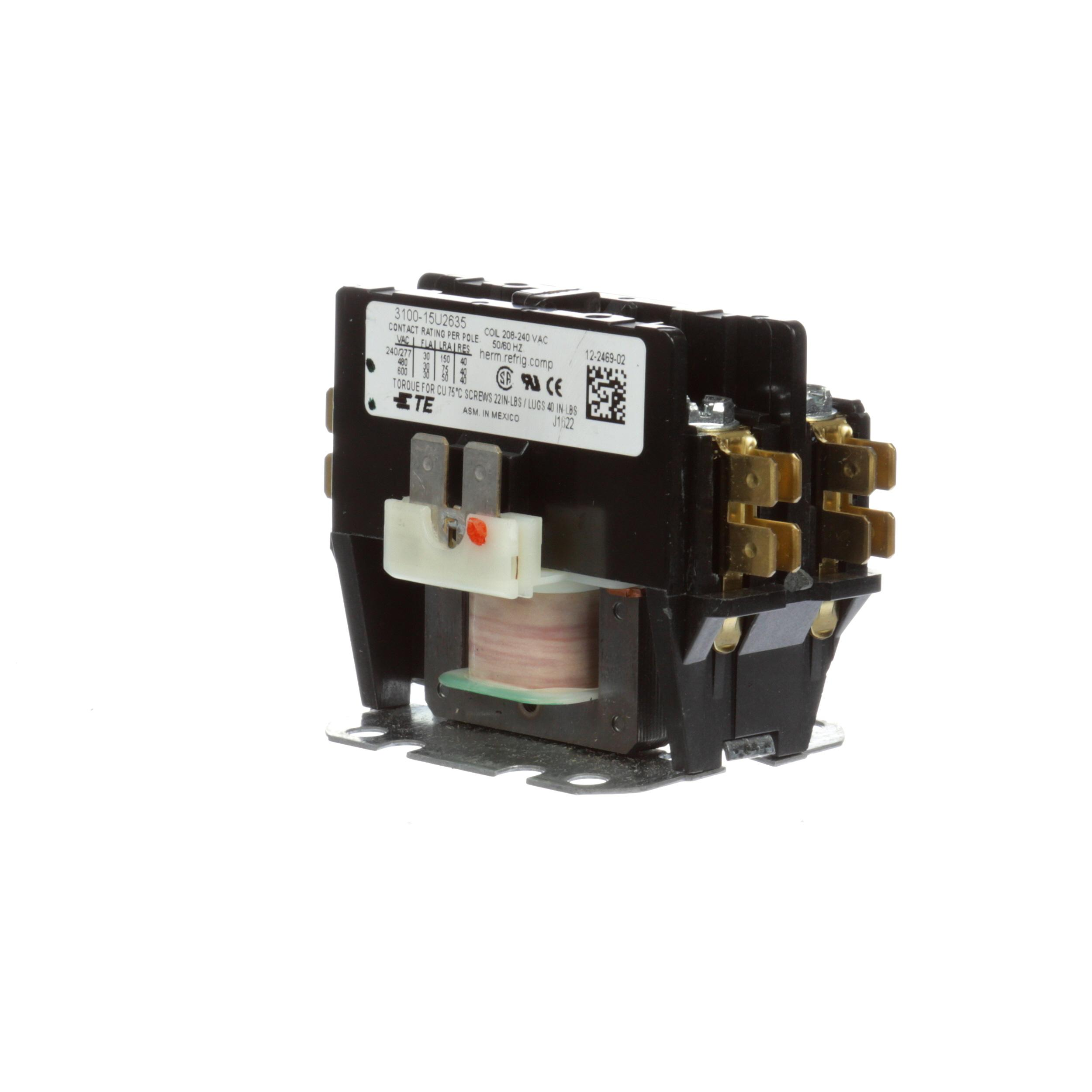 ICE-O-MATIC CONTACTOR 230V 30 AMP