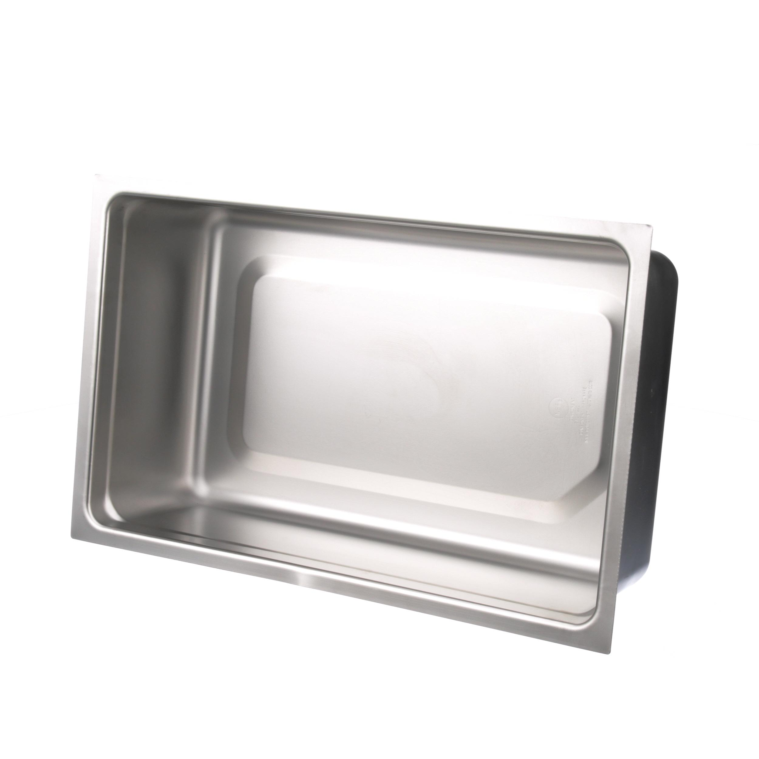 RANDELL PAN, SS TANK 12X20 FOR 9560 W/NO DRAIN
