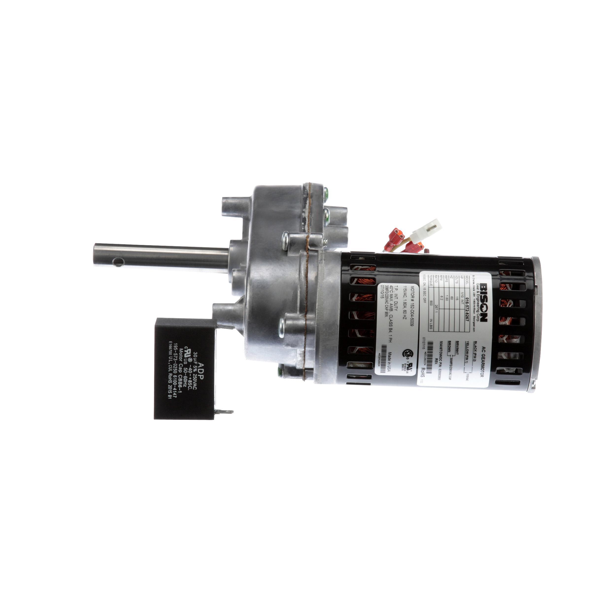 Manitowoc Motor Gear Reducer Part 020003650