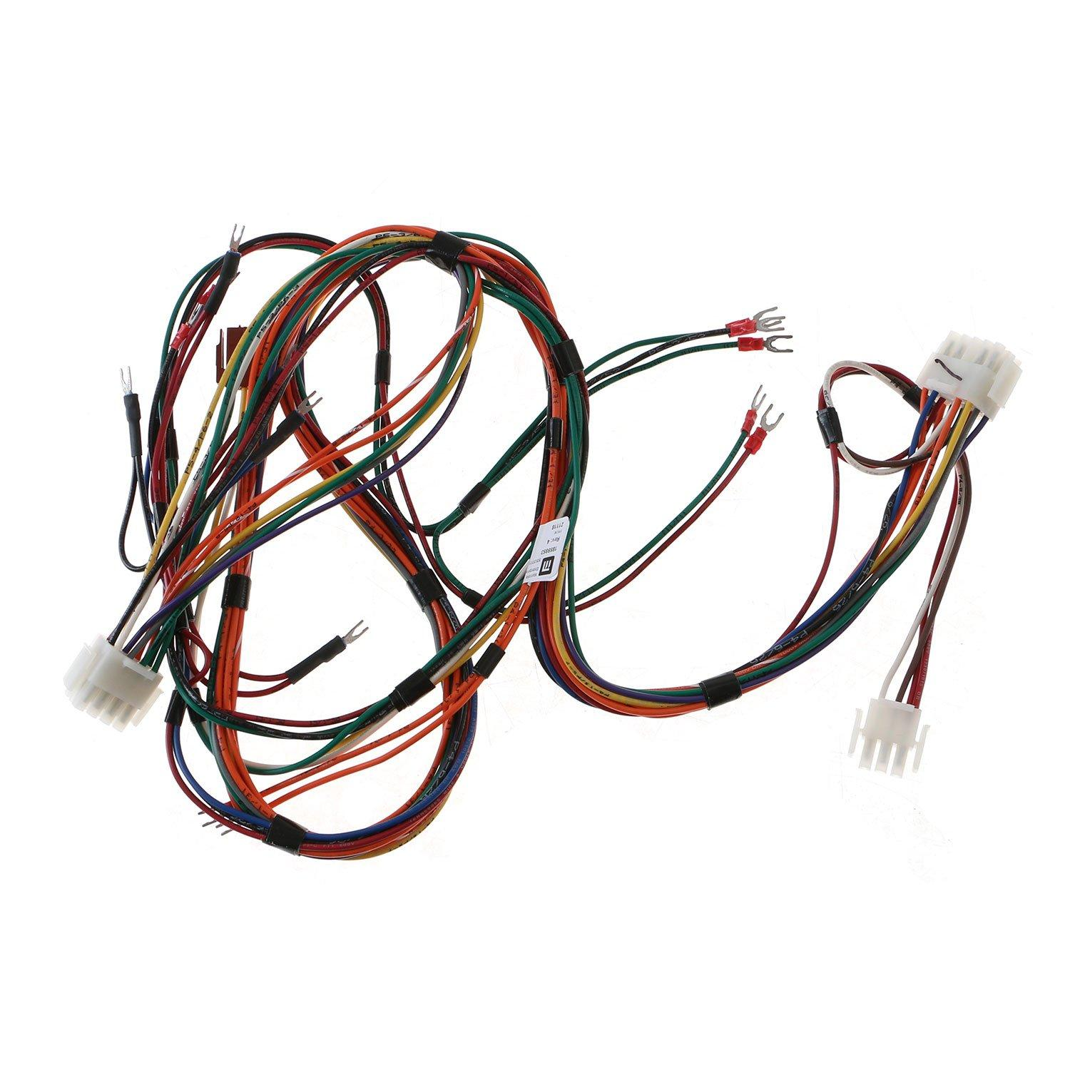 GARLAND CONTROL HARNESS