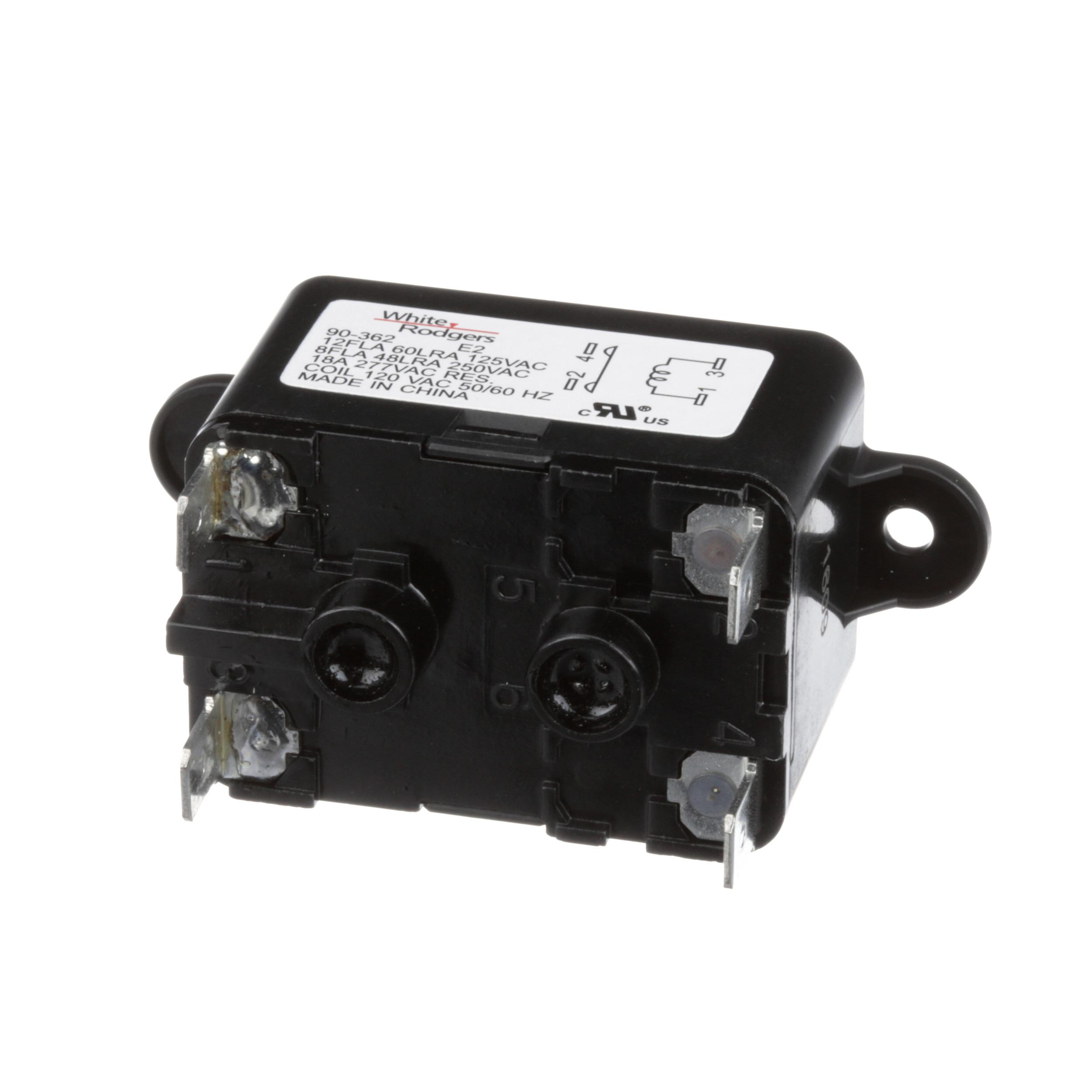 Ultrafryer Systems Relay 120v Ac Motor Start W 60 Lra