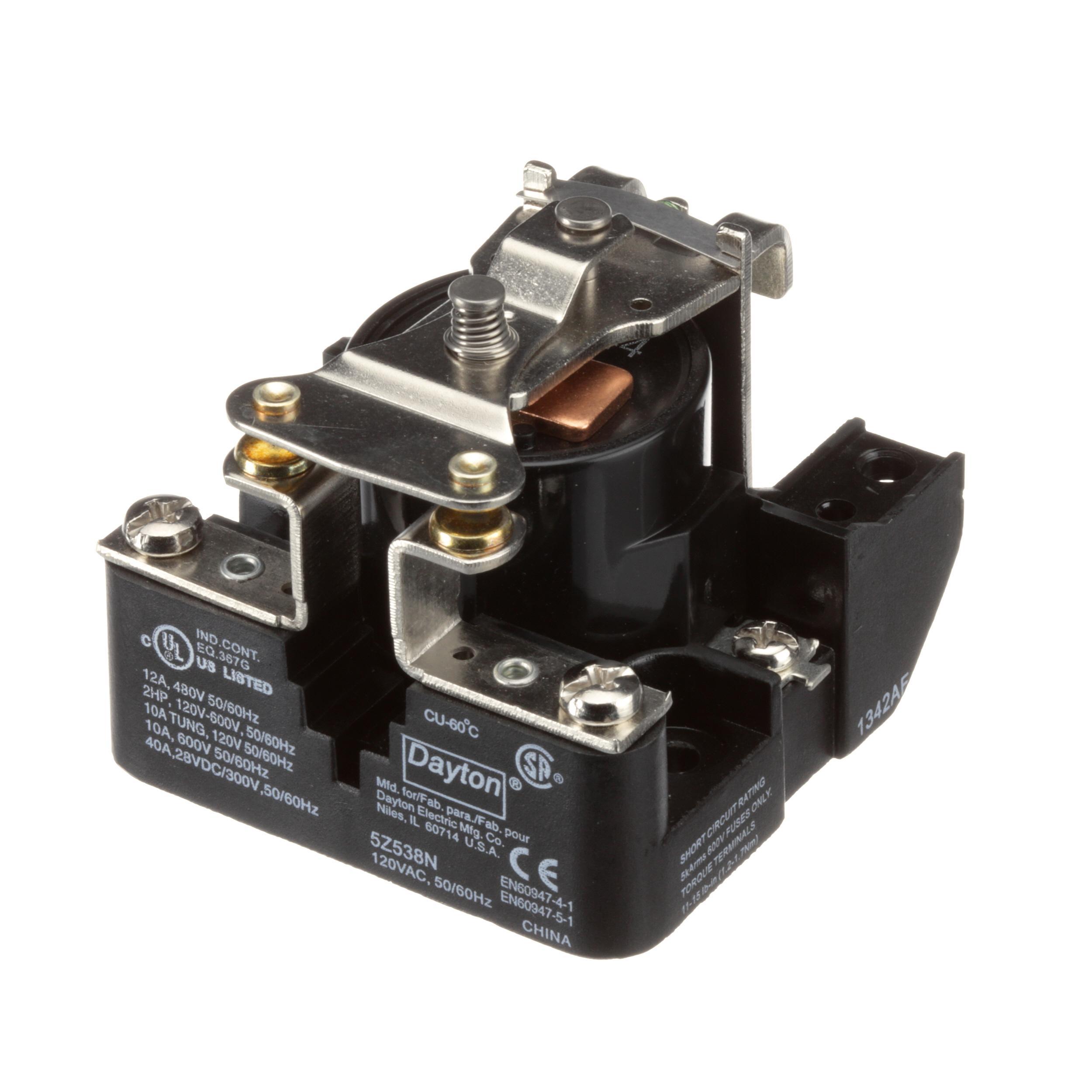 Centramatic Motor Relay Part 605d