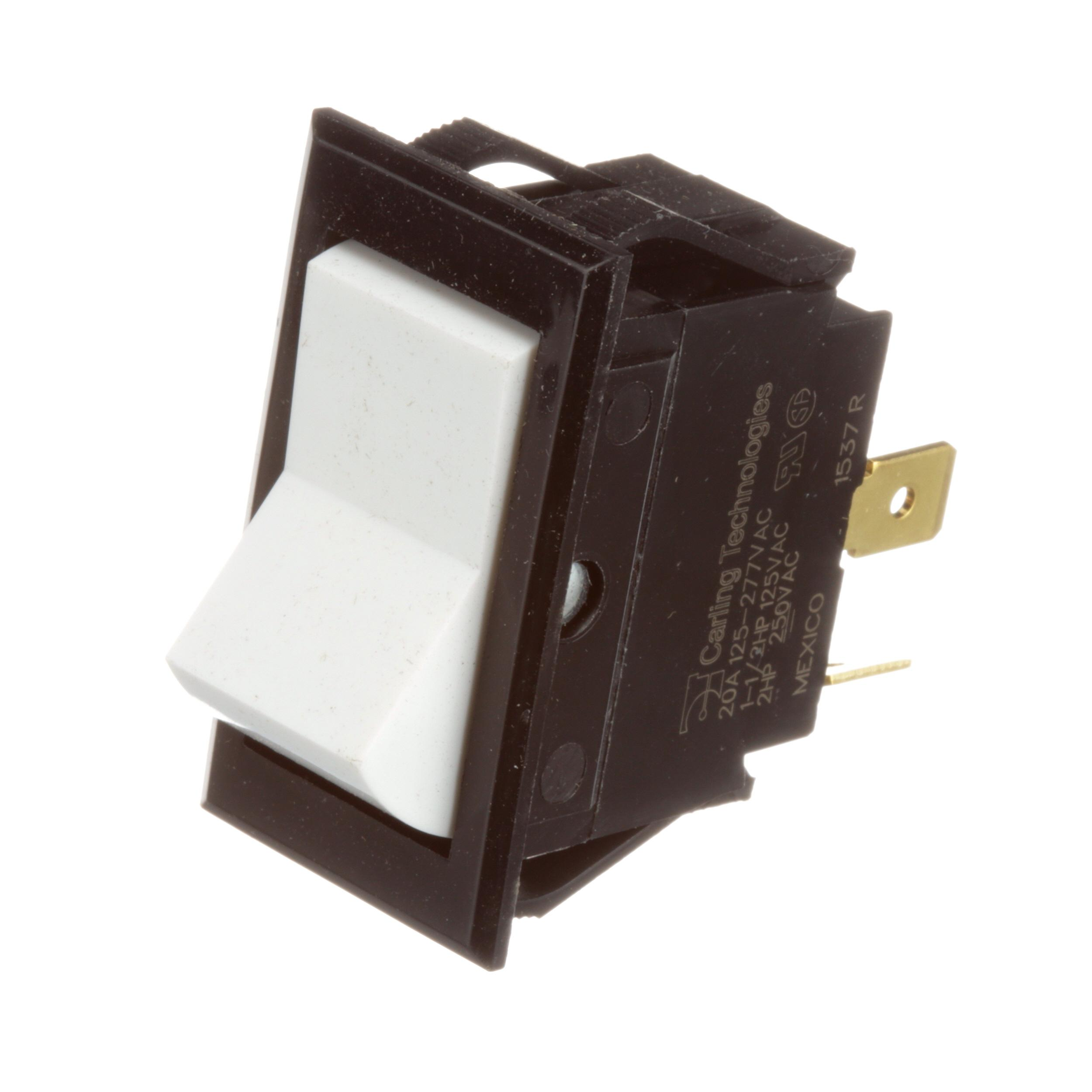 Master Bilt Products On Off Rocker Switch No Light Carling Offon Switches Electrical