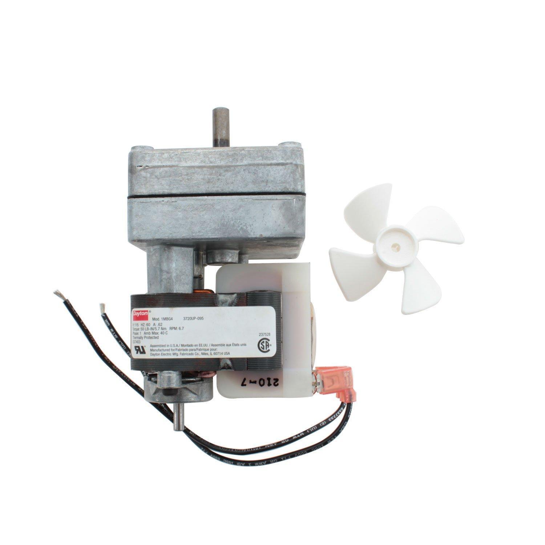lbc bakery damper motor part 30200 67. Black Bedroom Furniture Sets. Home Design Ideas