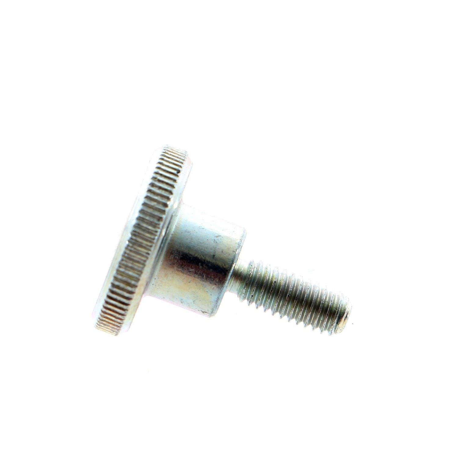 FRANKE COFFEE KNURLED HEAS SCREW FLAT