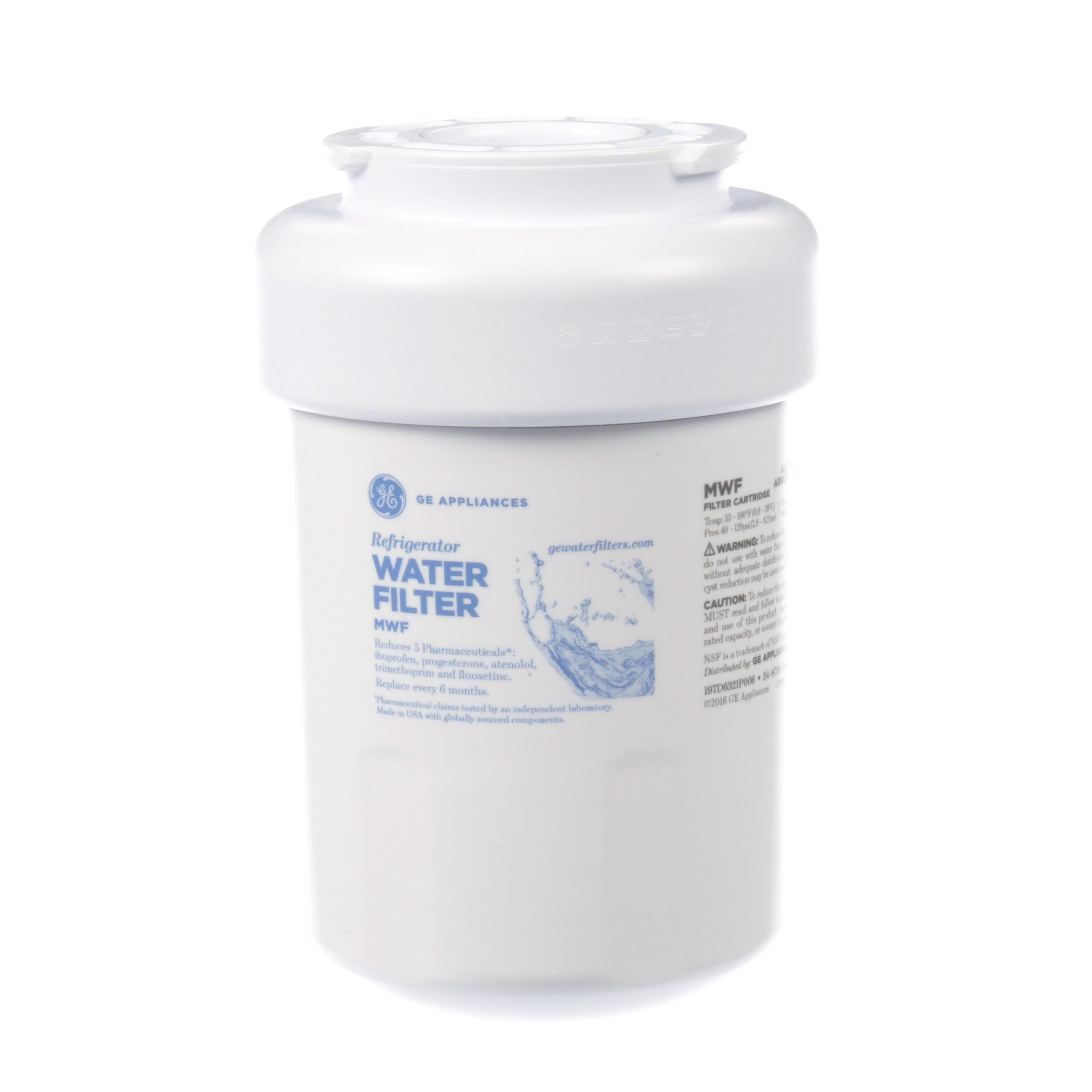 Electric Water Filters ~ Ge water filter part mwfp