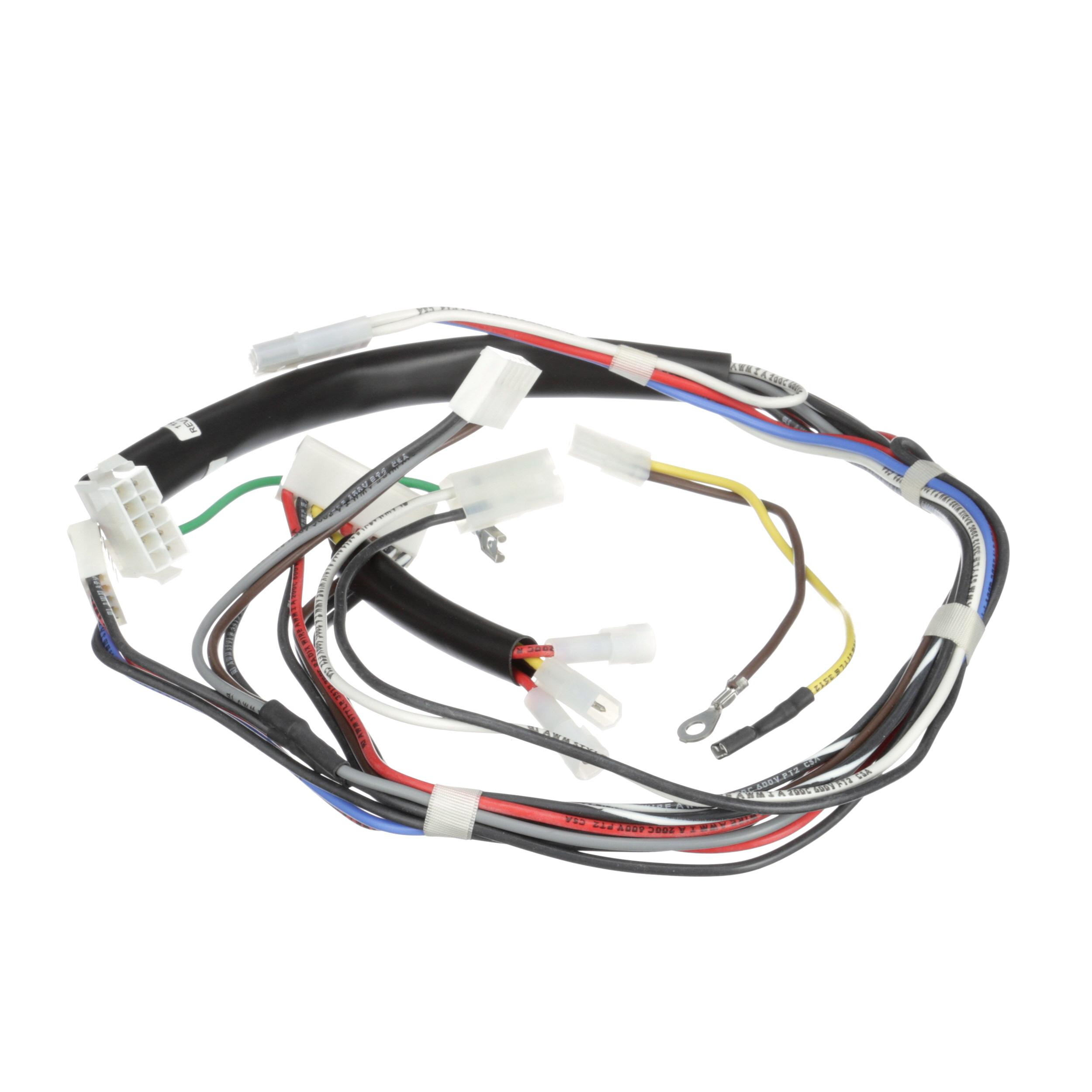 newco wiring harness part 119862
