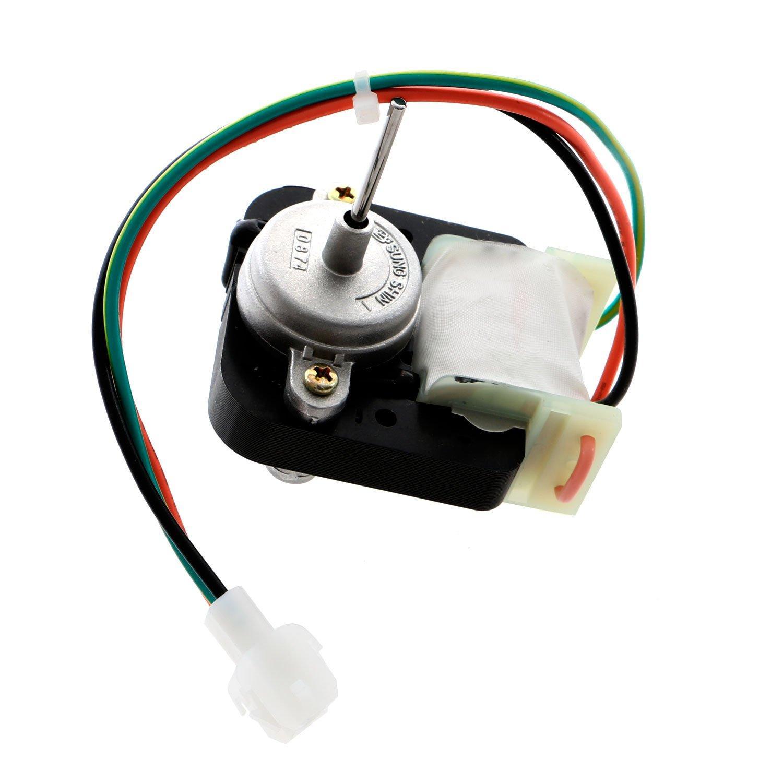 Ge condensor fan motor part wr60x10170 for General electric fan motor