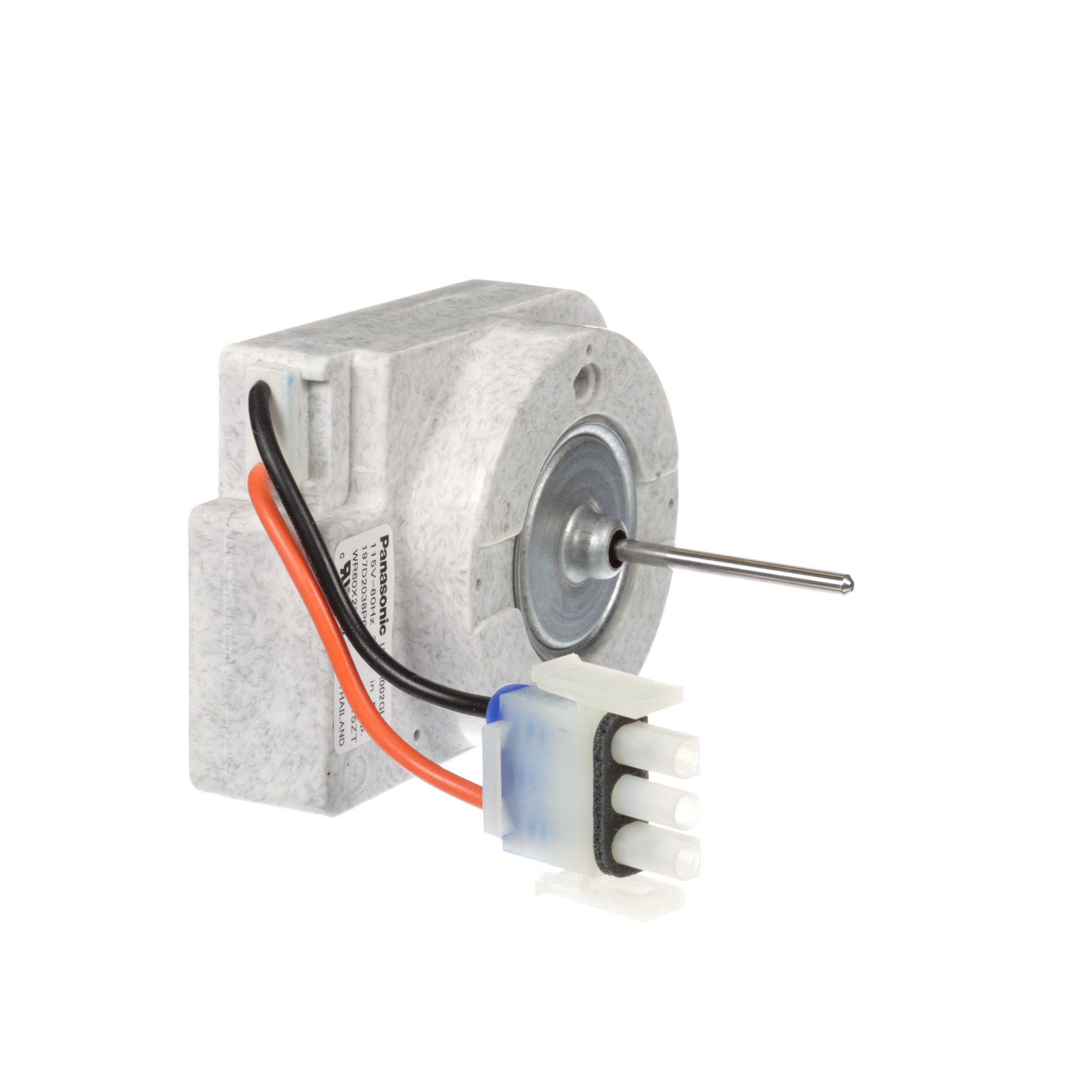 Ge fan motor part wr60x23584 for General electric fan motor