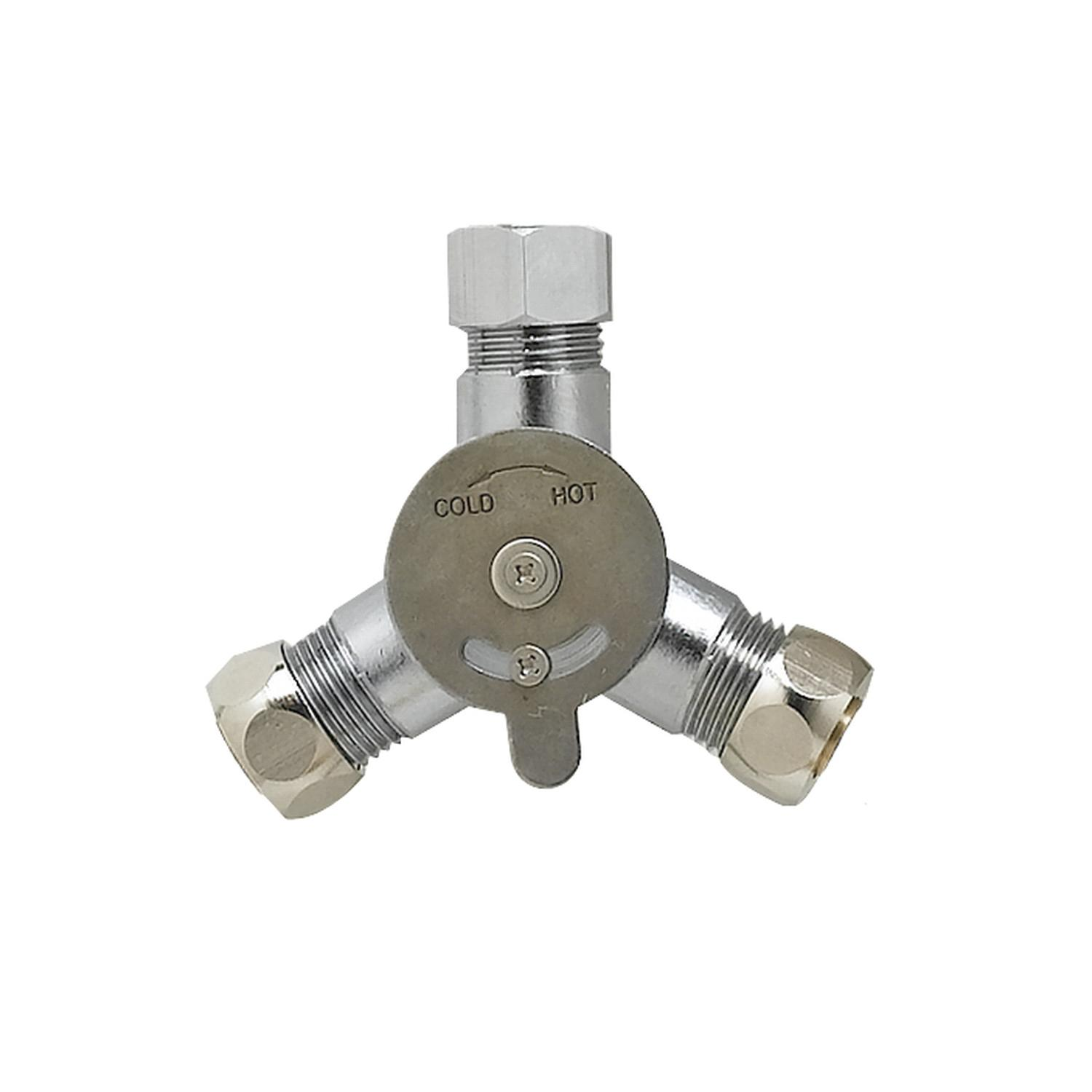 T&S BRASS MECHANICAL MIXING VALVE