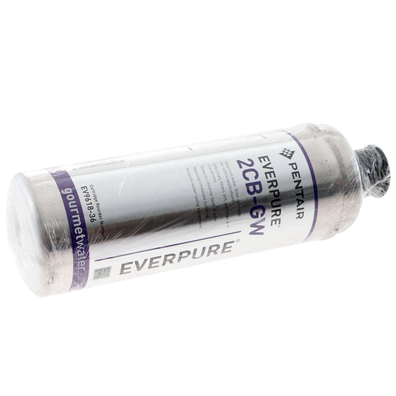 Everpure water filter cartridge 2cb gw part 961836 for Pentair everpure water filter