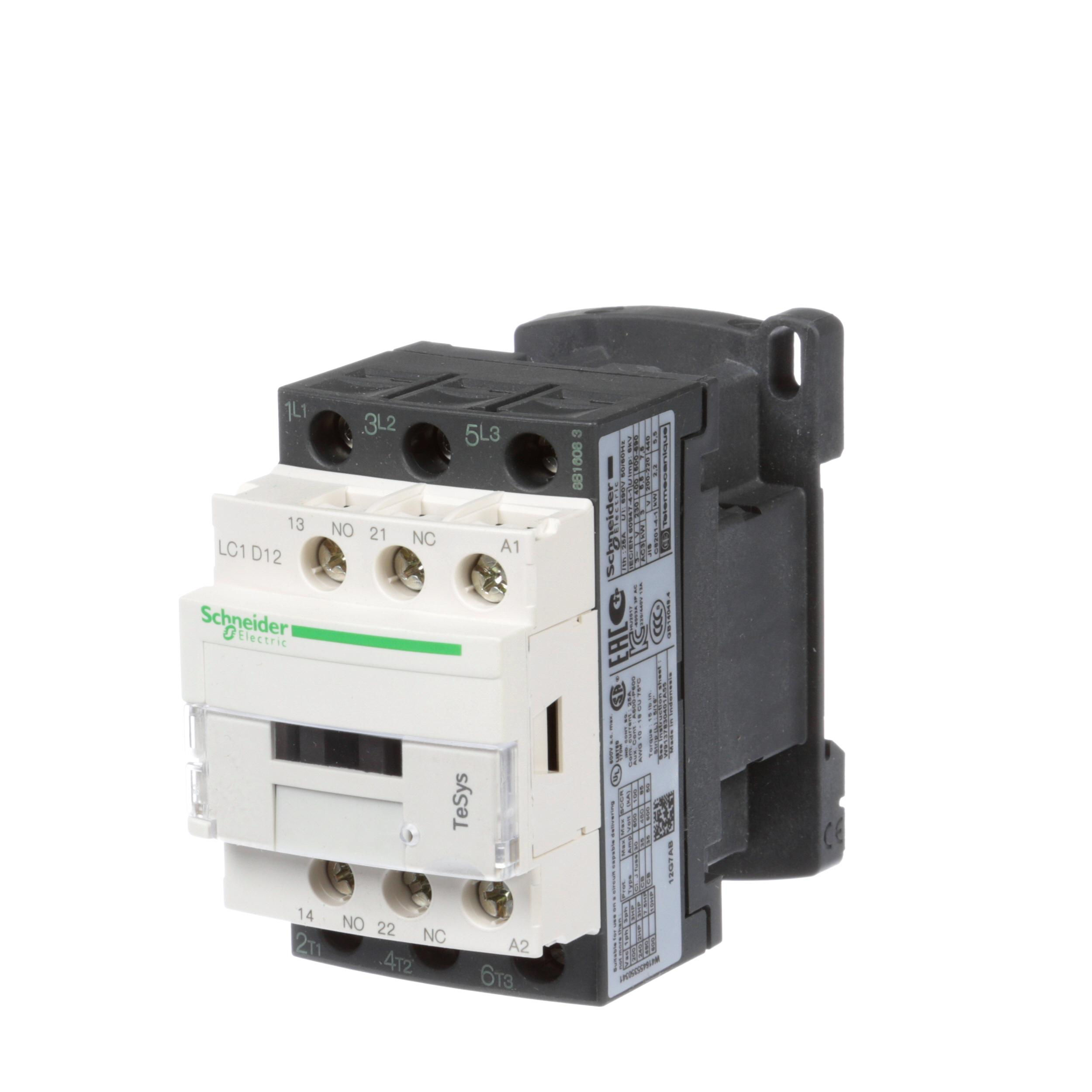 CHAMPION CONTACTOR 12A