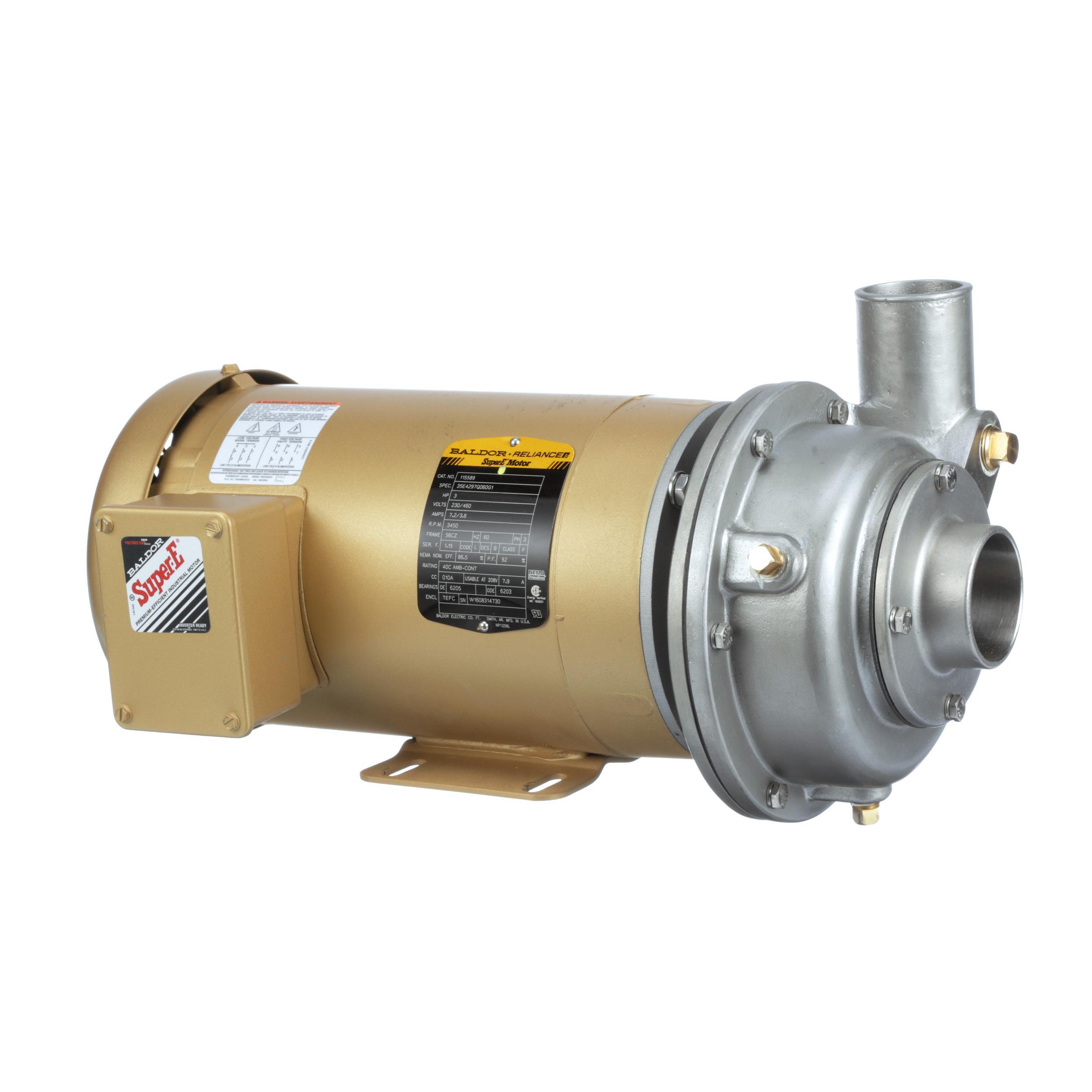 Champion Pump And Motor Assy Part 405923