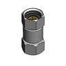 T&S BRASS 1/2 NPSM SWIVEL COUPLING