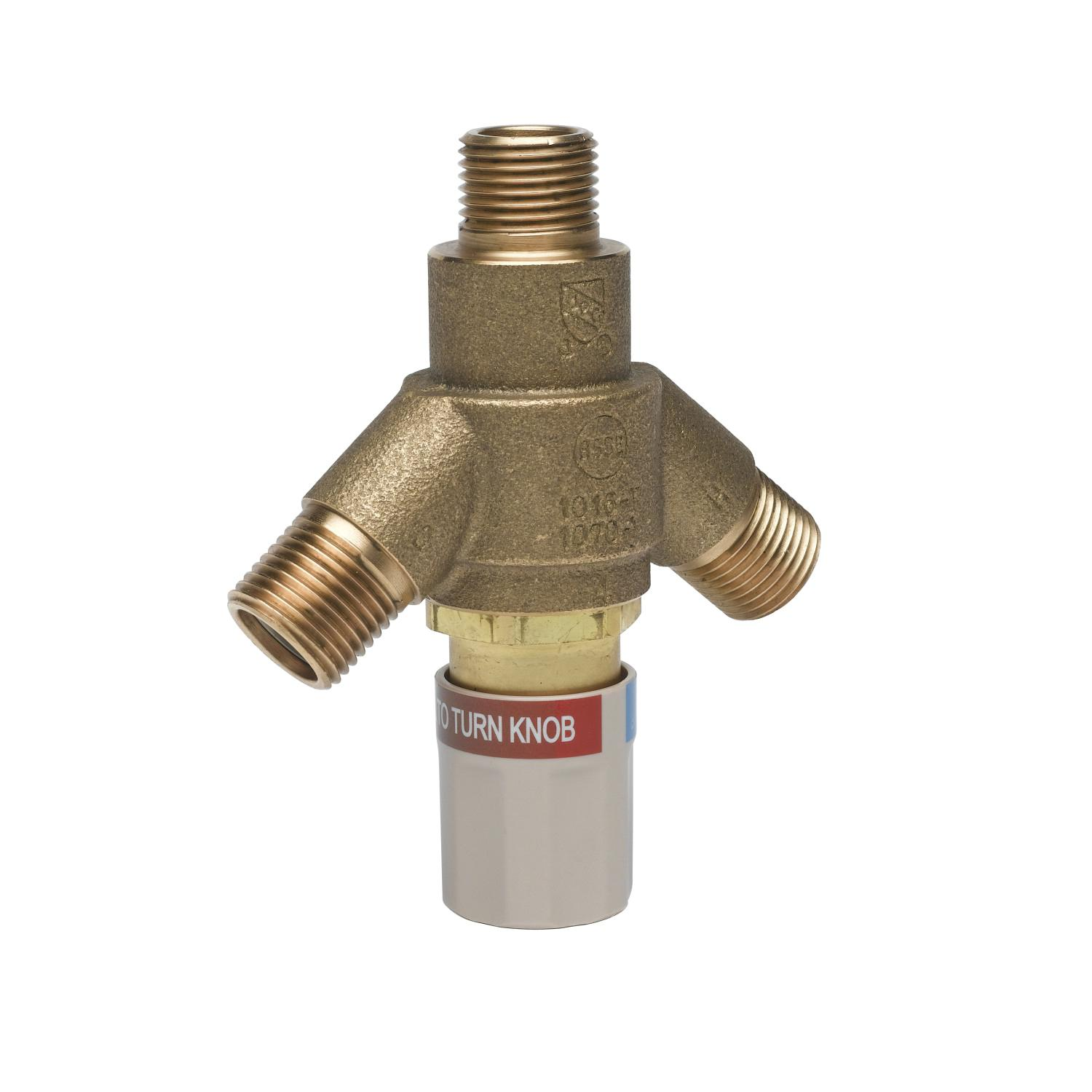 T&S BRASS THERMOSTATIC MIXING VALVE