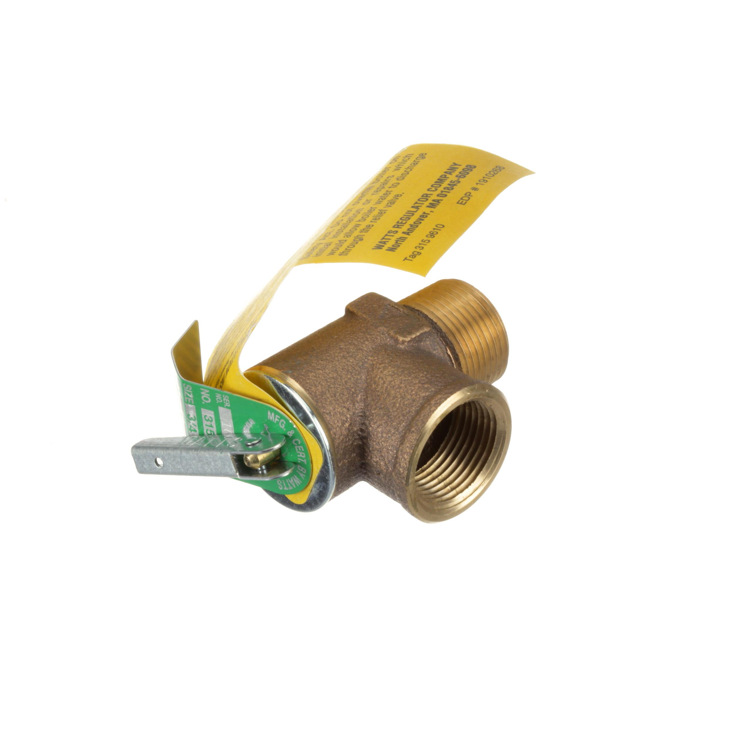 CLEVELAND KIT-VALVE,SAFETY,3/4IN, 15PSI,