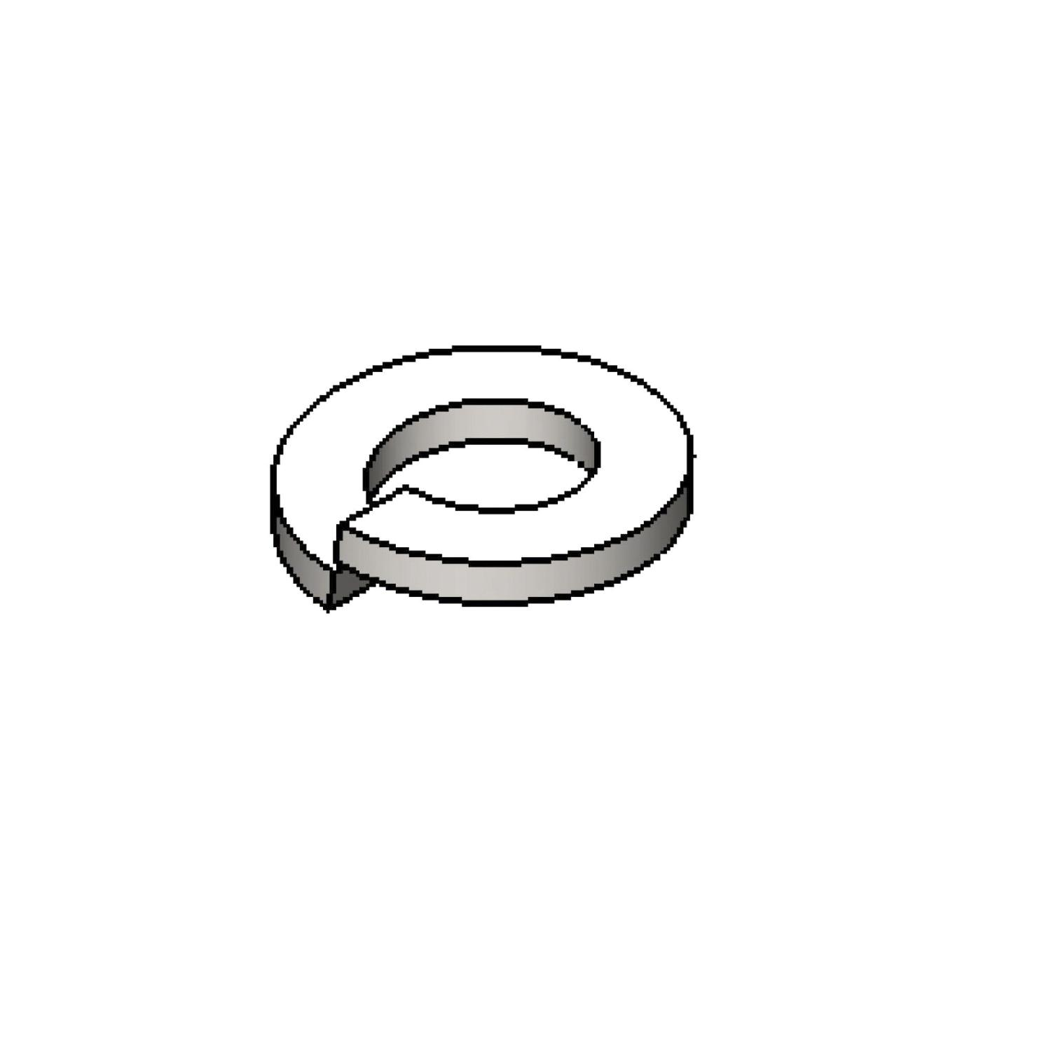 T&S BRASS STAINLESS STEEL LOCK WASHER FO