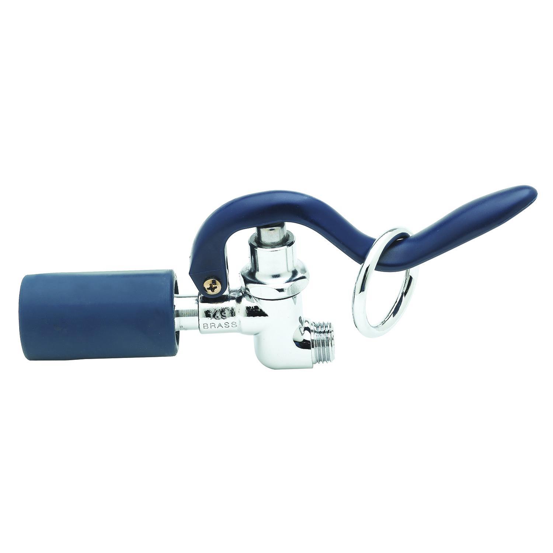 T&S BRASS LOW-FLOW SPRAY VALVE (BLUE)
