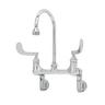 T&S BRASS MEDICAL FAUCET, WALL MOUNT, AD