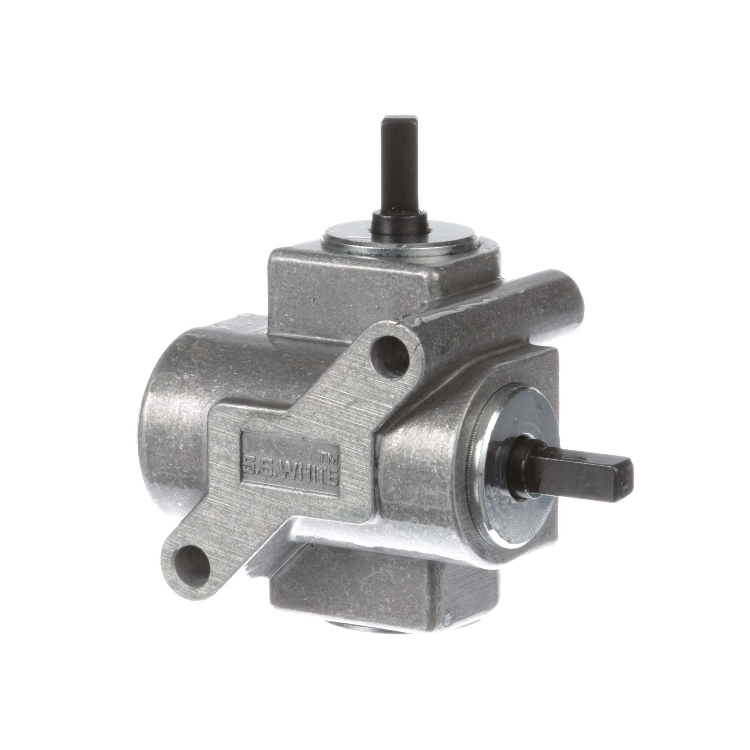 CLEVELAND GEARBOX; RIGHT ANGLE DRIVE; GEMINI 10 &
