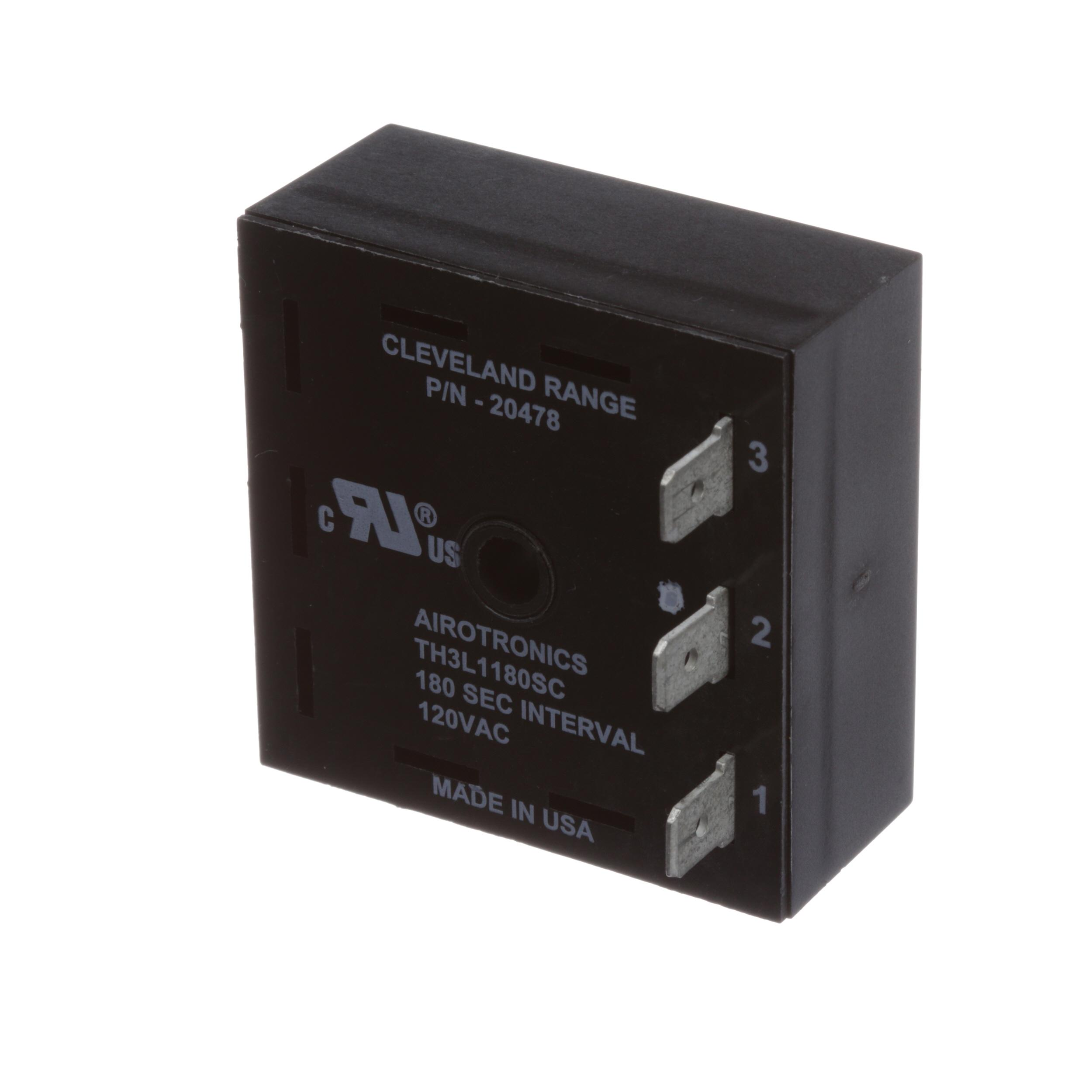 CLEVELAND TIMER;SOLID STATE INTERV 3 MINUTE
