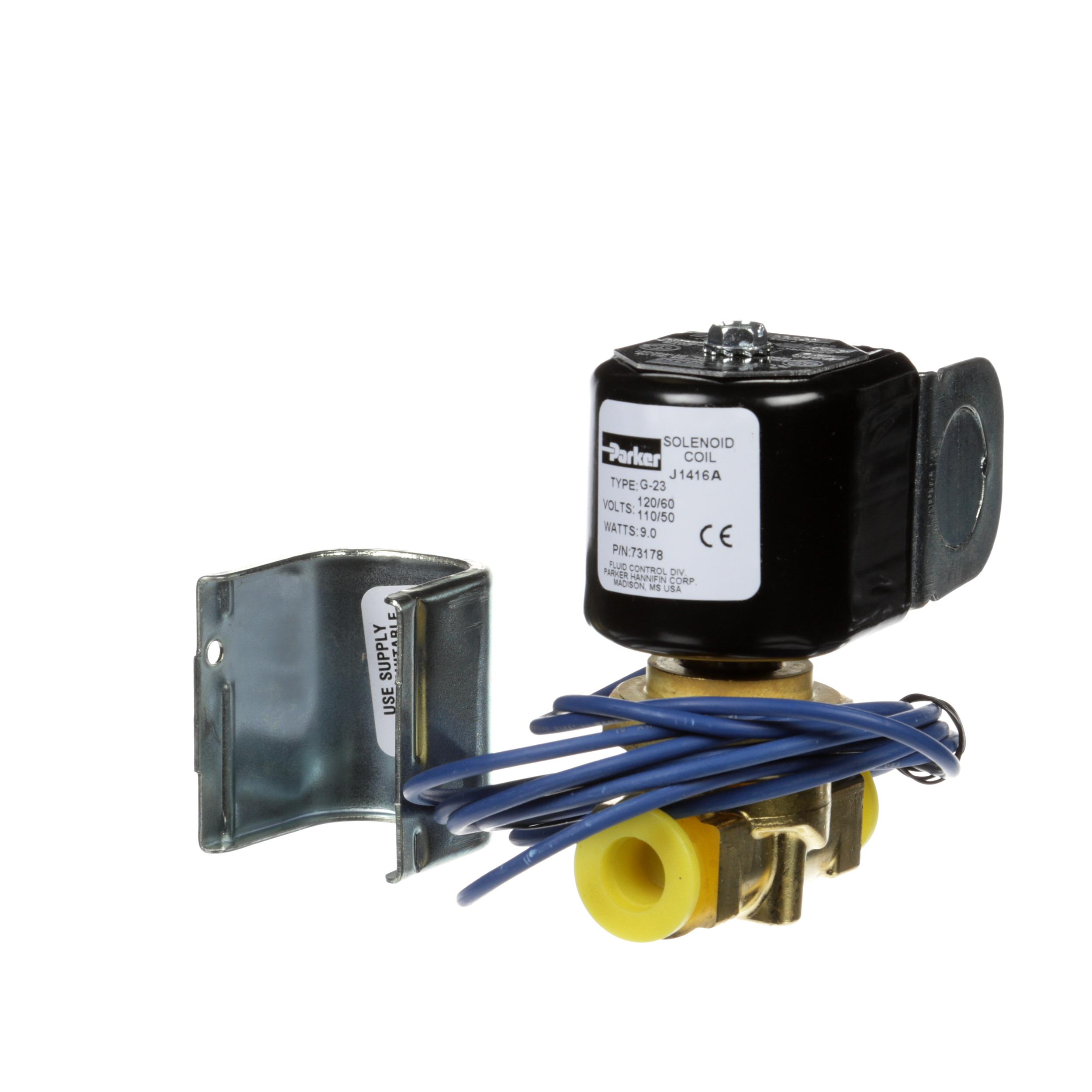 CLEVELAND VALVE;SOLENOID;1/4NPT; 36IN LEADS