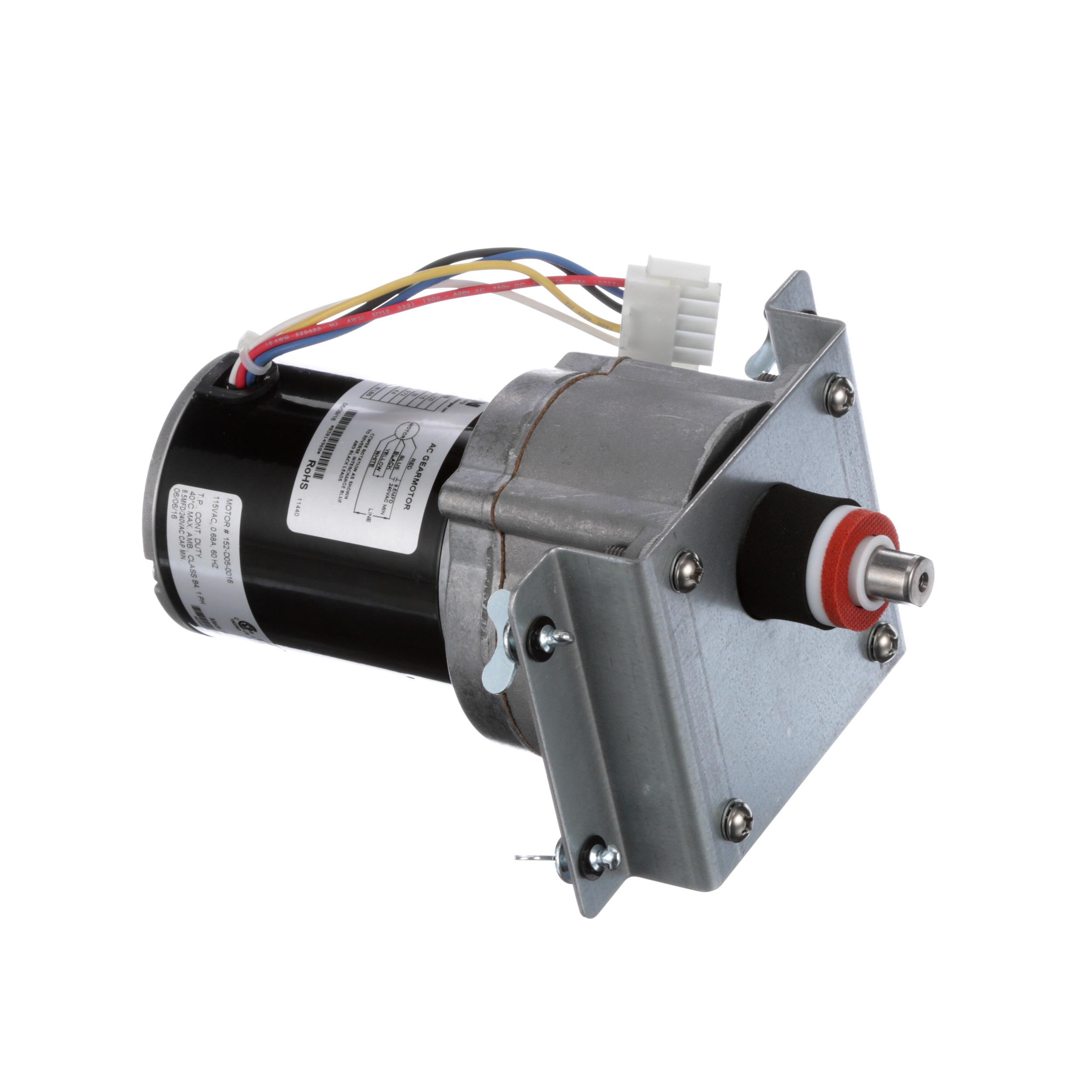 Cornelius Agitator Motor Gearbox Part 620307901