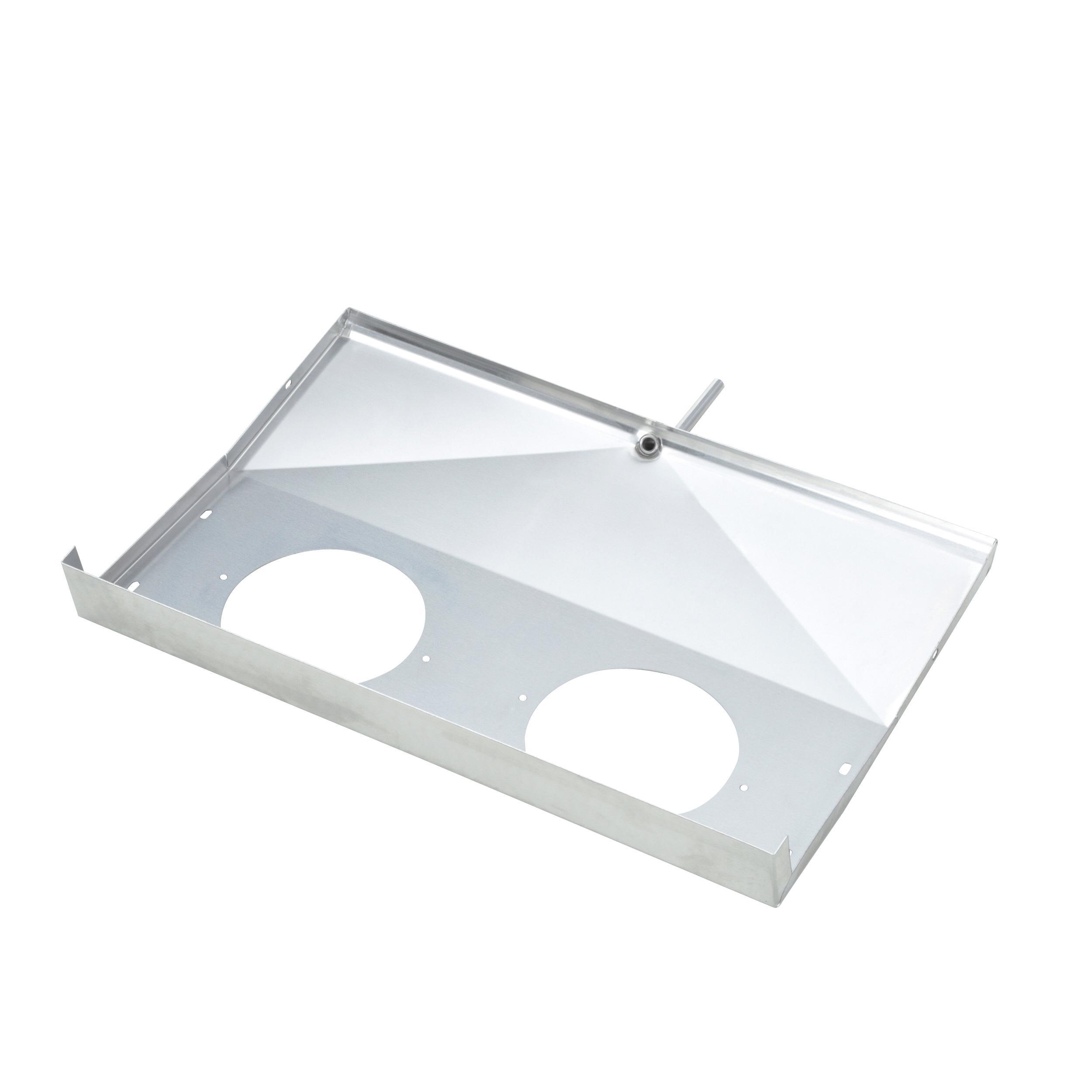 CONTINENTAL REFRIGERATOR COIL HOUSING (EVAP.DRAIN PAN) FOR 2R-SGD
