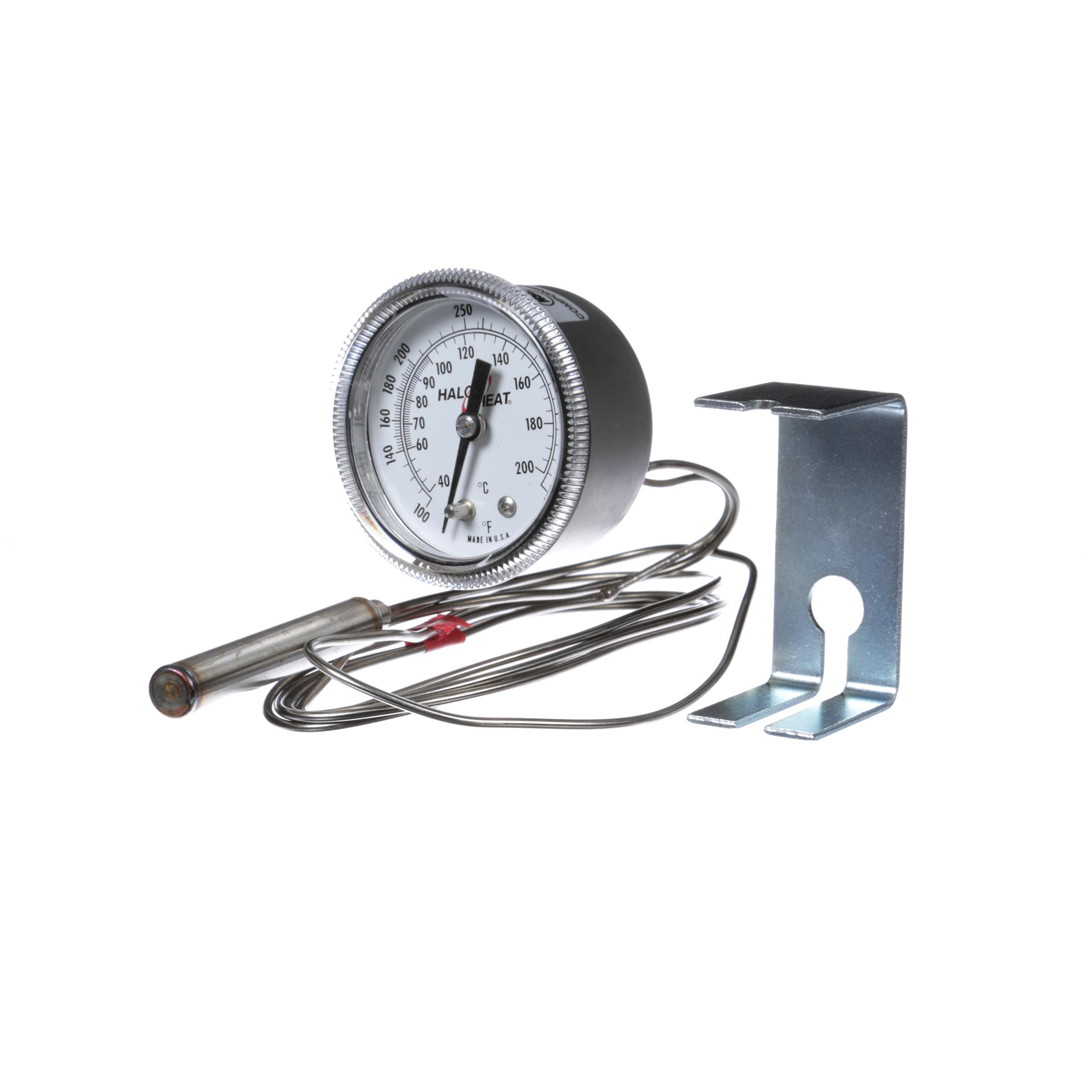 ALTO-SHAAM GAUGE,GAS,TEMP,100-400 DEG,F/
