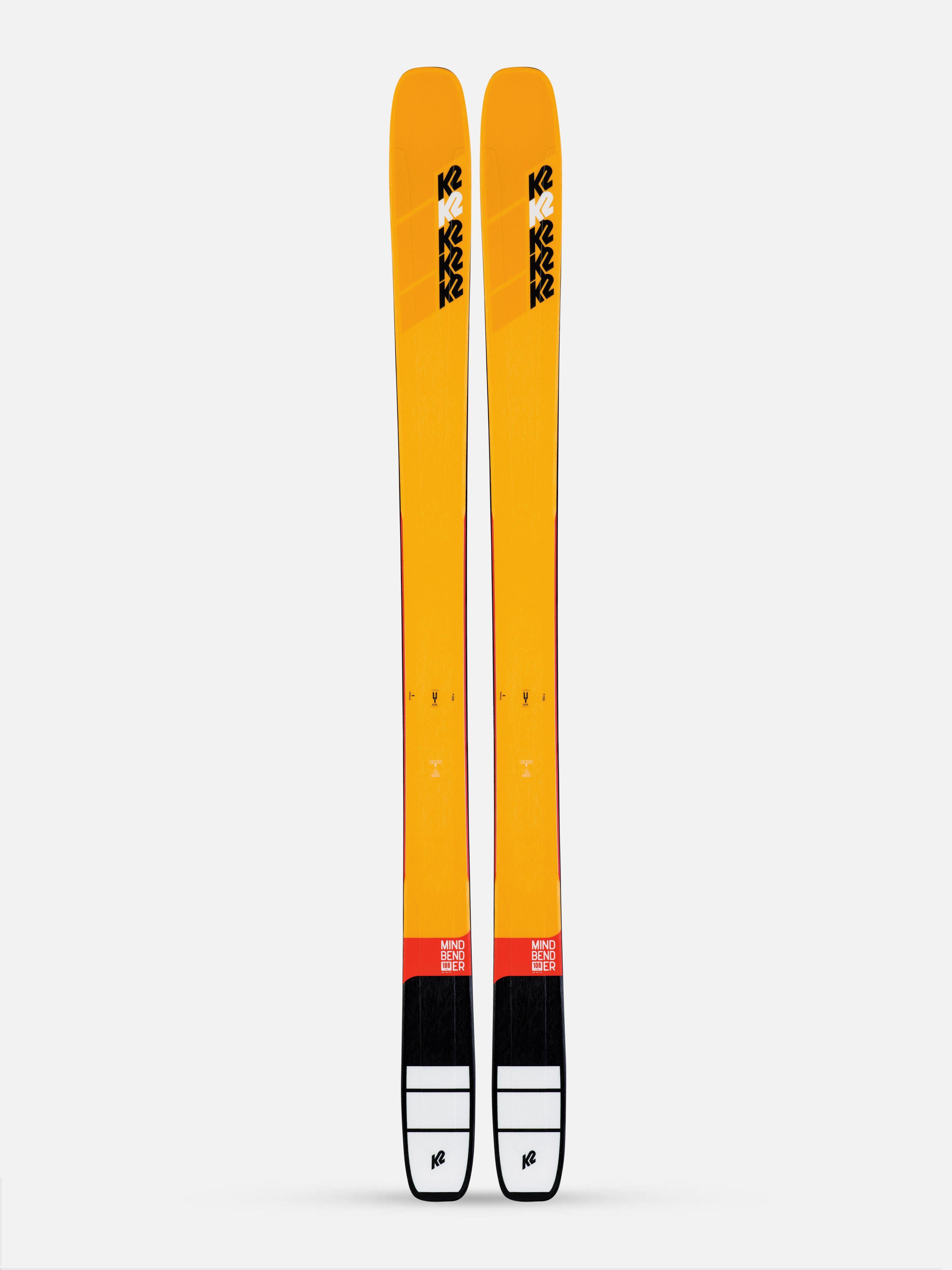 Mindbender 108ti Skis K2 Skis And K2 Snowboarding