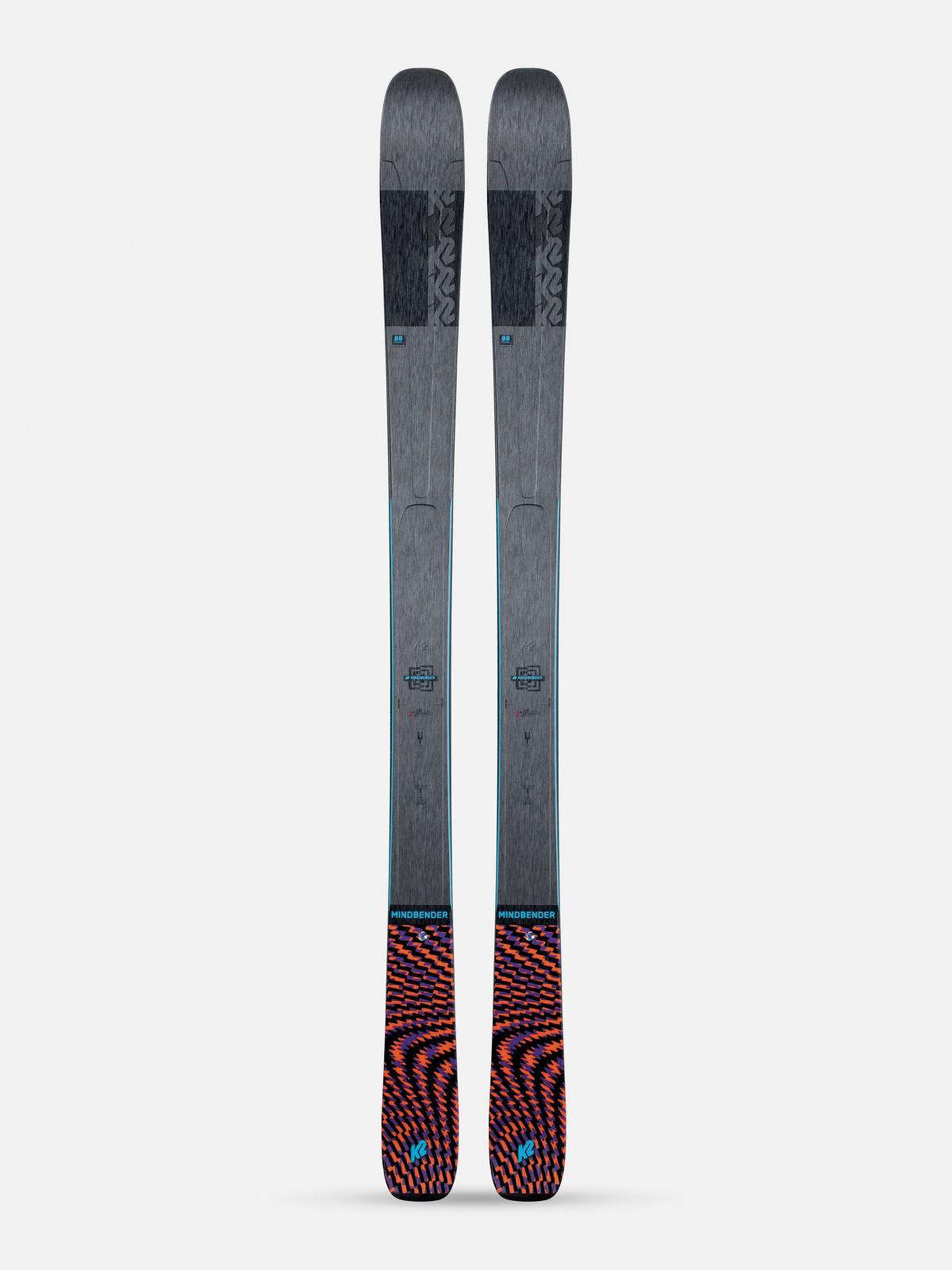 Mindbender 88Ti Alliance | K2 Skis and K2 Snowboarding