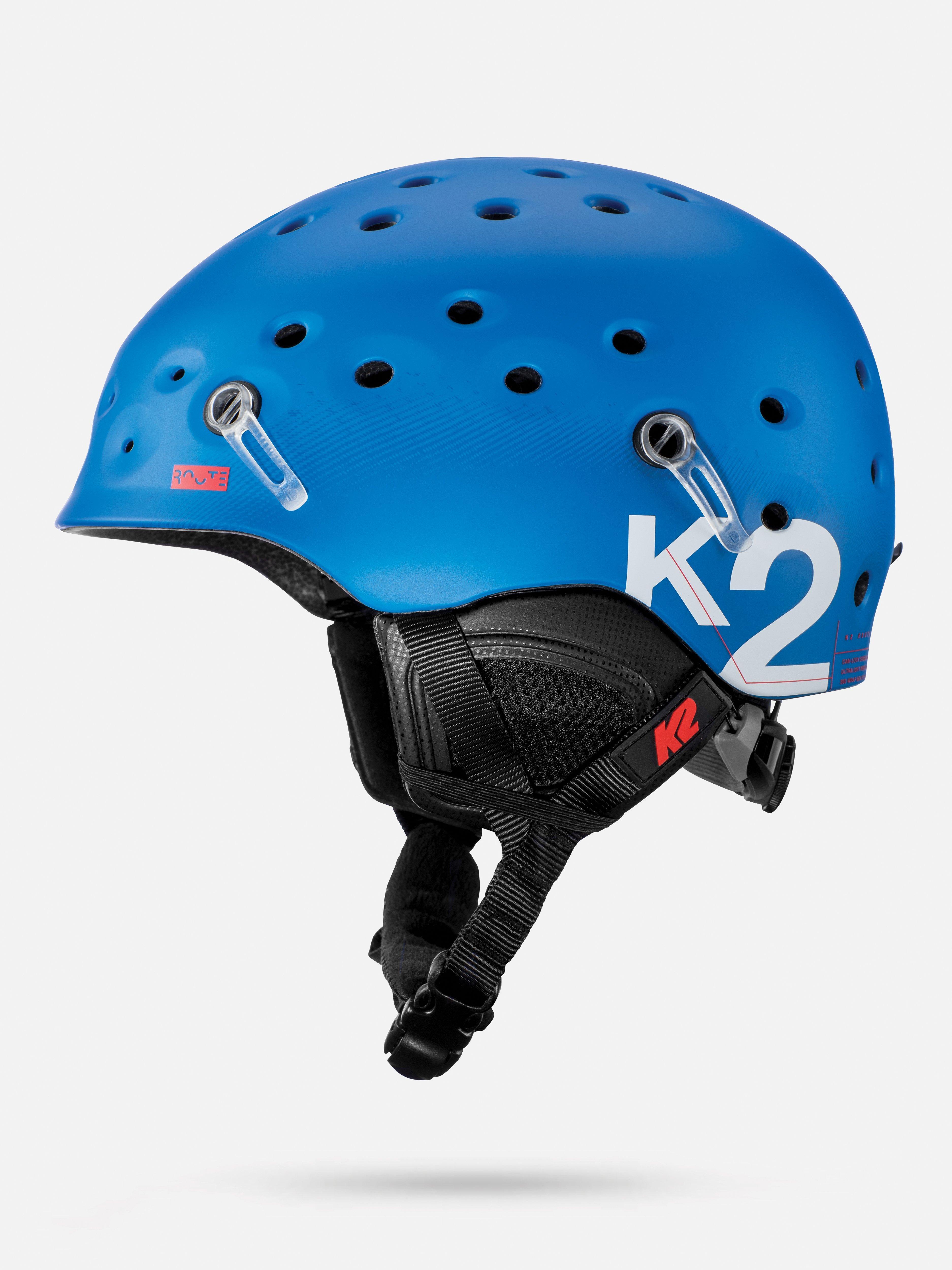 K2 Thrive Ski Snowboard Helmet Deep Red