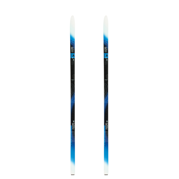 BC 50 Wax Skis Cross Country Backcountry Ski