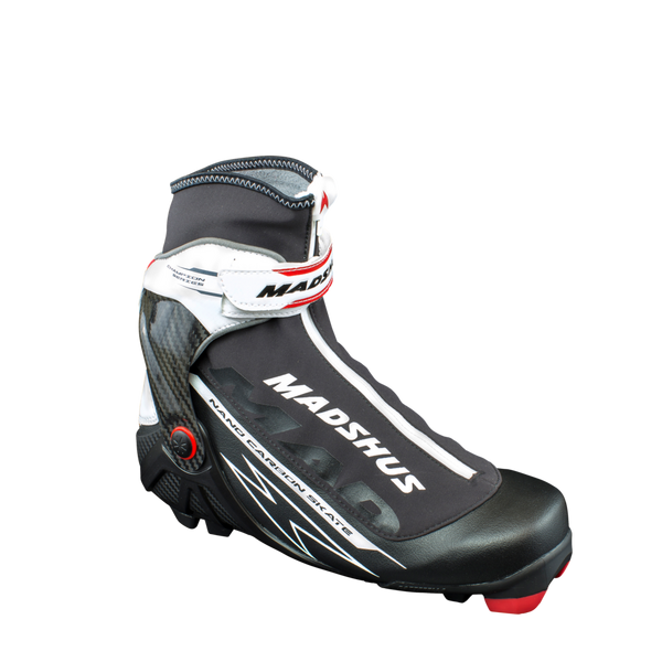 Nano Carbon Skate Boots Cross Country Champion Ski