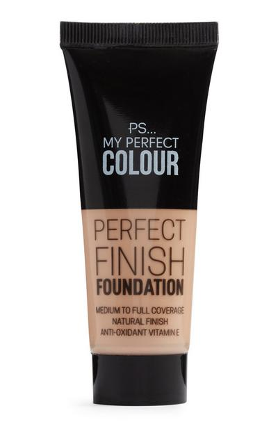 """Perfect Finish"" Foundation in Nude Beige"
