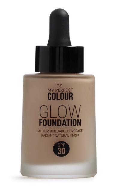 Velvet Finish Foundation Beige