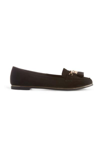 Black Loafer