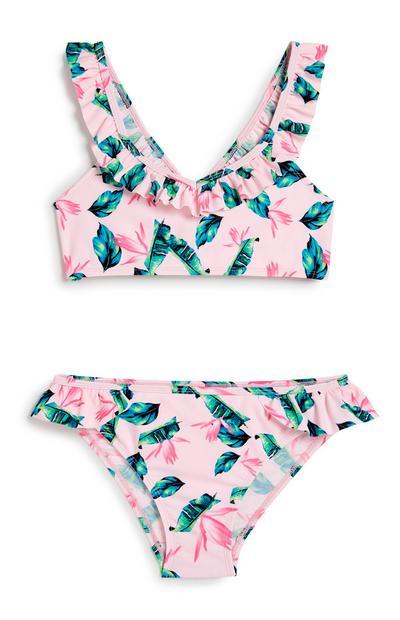 Bikini mit Rüschen (Teeny Girls)