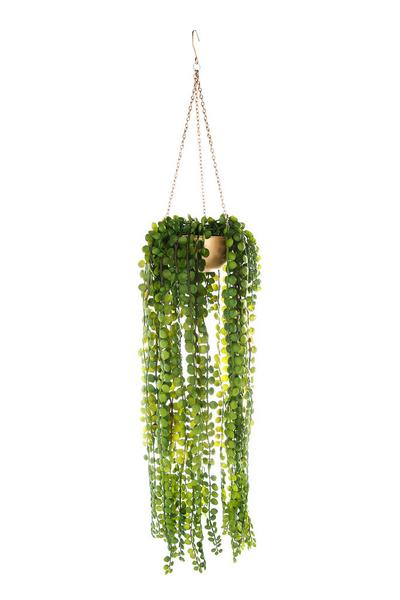 Hängende Kunstpflanze