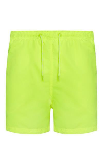 Neonfarbene Shorts