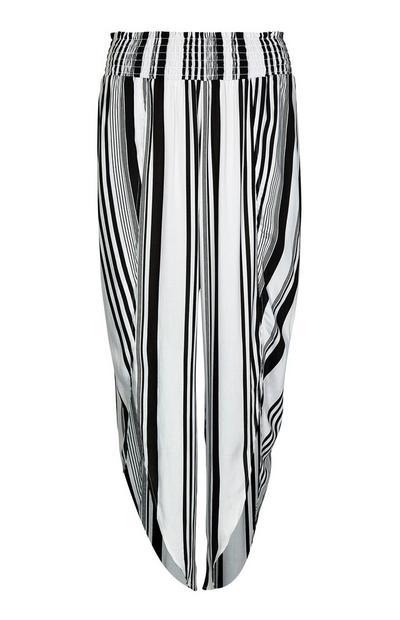 Stripe Beach Trouser