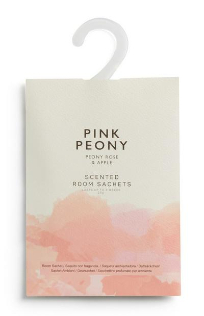 Pink Peony Room Sachet