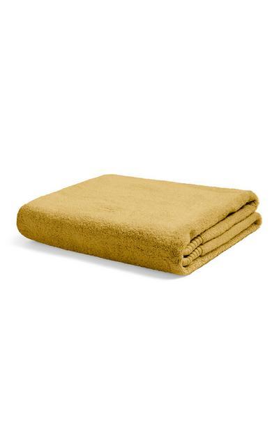 Mustard Bath Towel