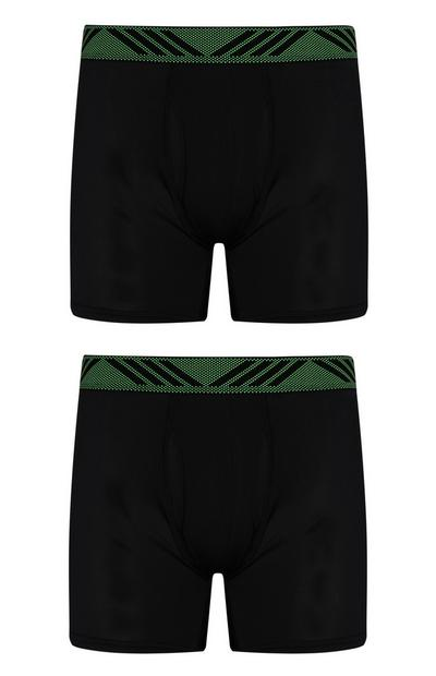 Black Performance Trunks