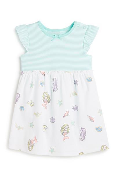 Jersey-Kleid für Babys (M)