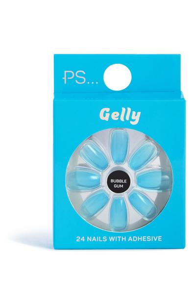 Squareletto Gelly Nails