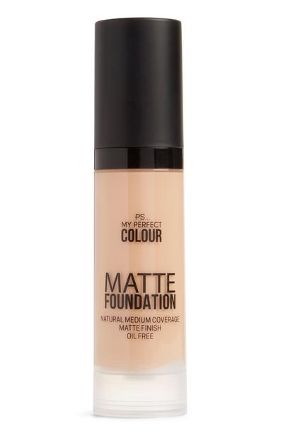 Ivory Matte Foundation