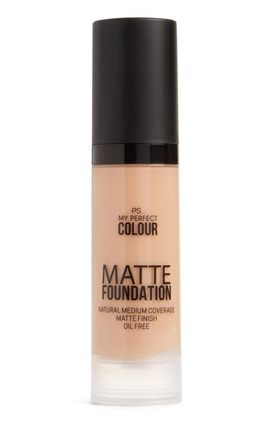 Cool Sand Matte Foundation