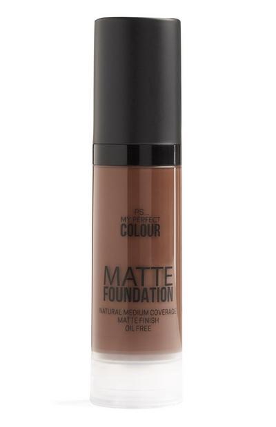 Hazelnut Matte Foundation